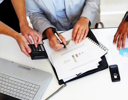 Average cost saving for businesses using VoIP